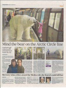 Evening Standard 27 January 2015