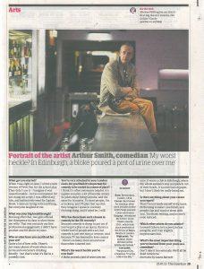 Guardian 25 January 2012