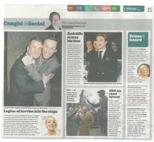 The I Newspaper 25 January 2012