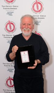 Jan 2016: Kenneth Cranham won Best Actor for The Father