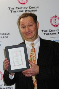 Jan 2011: Richard Bean wins for  One Man, Two Guvnors