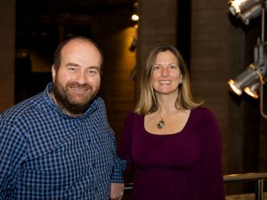 The Critics' Circle Awards is the third awards Mark Shenton and Terri Paddock have worked on together