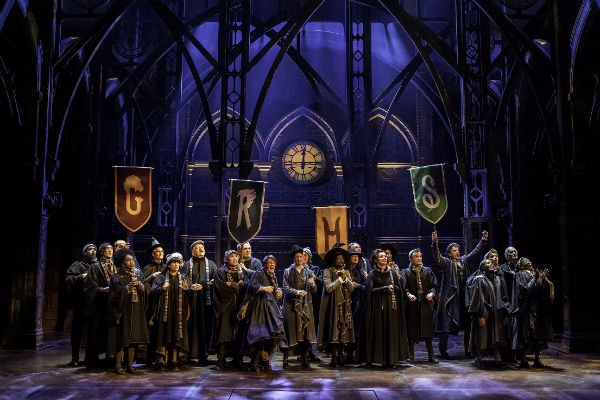 Harry Potter and the Cursed Child, designed by Christine Jones