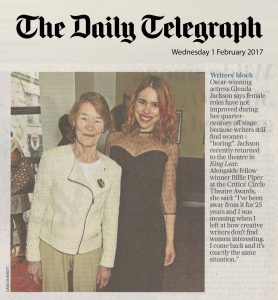 The Daily Telegraph 1 February 2017