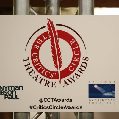 The Critics' Circle Theatre Awards 2017 are sponsored by Nyman Libson Paul