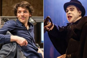 Colin Morgan in Gloria and An Octoroon