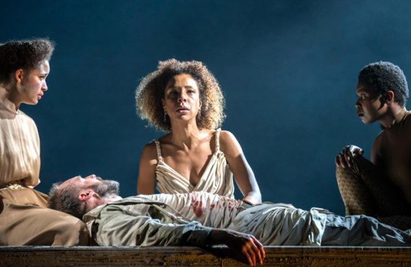 Sophie Okonedo in Anthony & Cleopatra